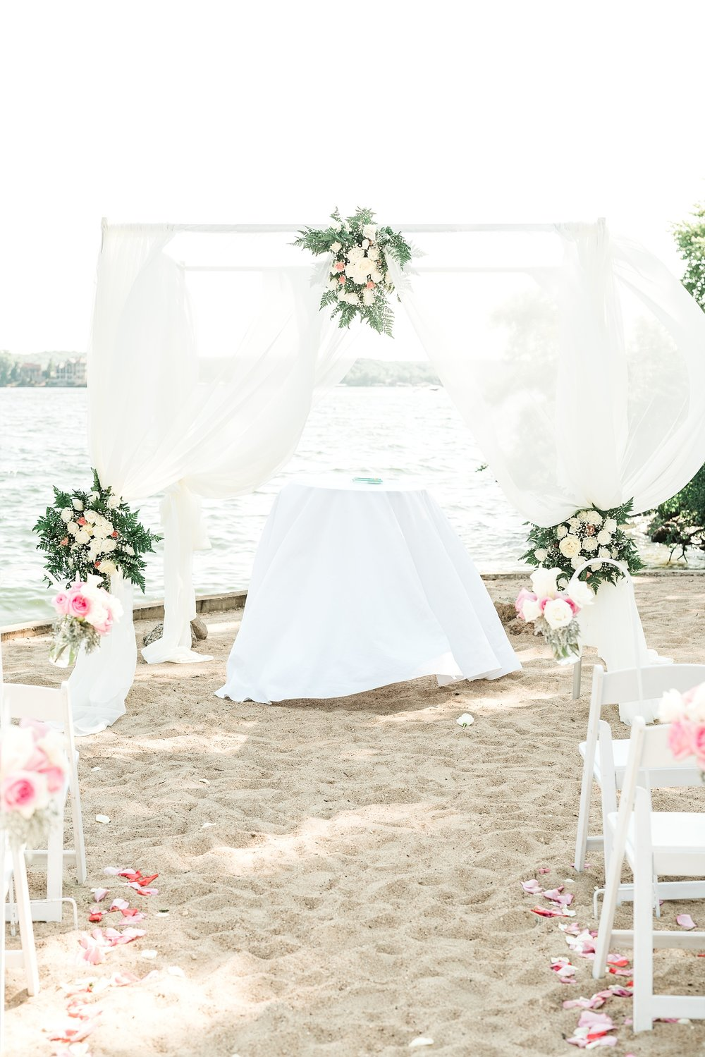 Beachside Sunset Wedding At Lodge Of Four Seasons At Lake Of The Ozarks By Kelsi Kliethermes Photography_0012.jpg