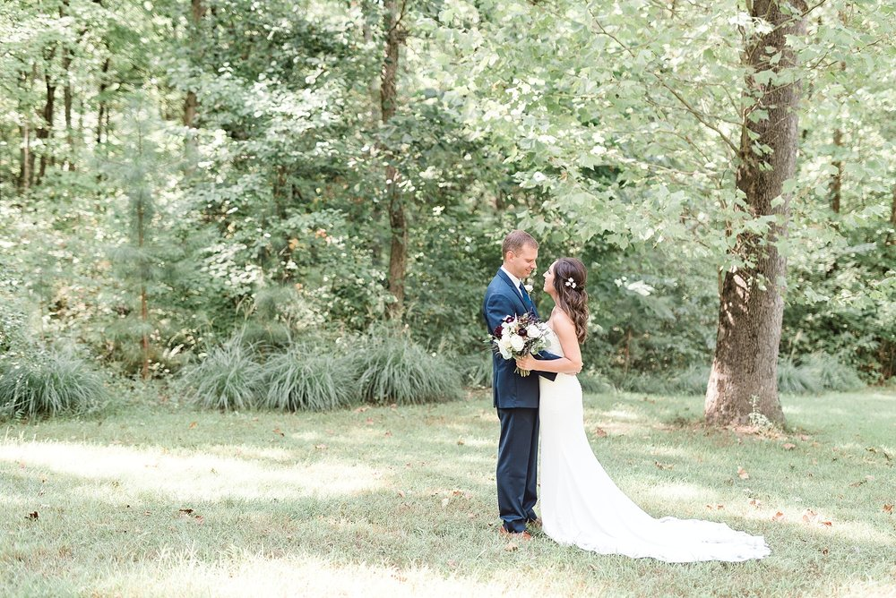 Romantic Summer Sunset Wedding Ceremony at Little Piney Lodge St. Louis Missouri by Kelsi Kliethermes Photography Fine Art Photographer_0001.jpg