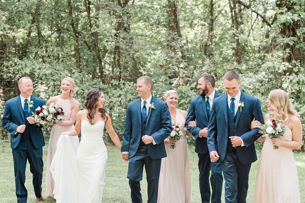 Romantic Summer Sunset Wedding Ceremony at Little Piney Lodge St. Louis Missouri by Kelsi Kliethermes Photography Fine Art Photographer_0003.jpg