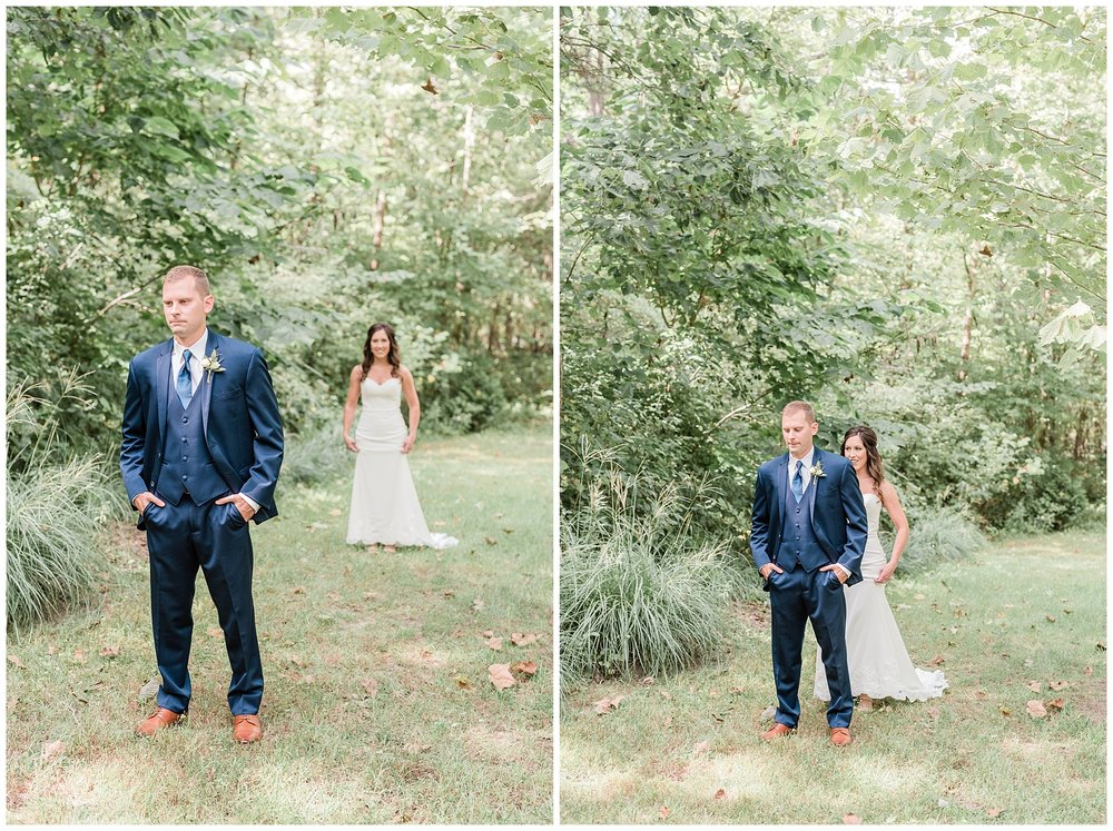 Romantic Summer Sunset Wedding Ceremony at Little Piney Lodge St. Louis Missouri by Kelsi Kliethermes Photography Fine Art Photographer_0030.jpg