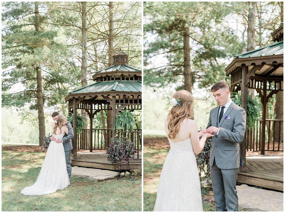 Lavender Hues at Summer Wedding at Innsbrook Resort by Kelsi Kliethermes Photography St. Louis Wedding Photographer_0013.jpg