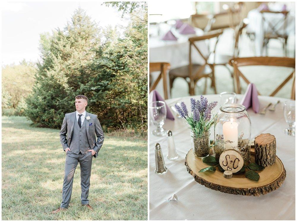 Lavender Hues at Summer Wedding at Innsbrook Resort by Kelsi Kliethermes Photography St. Louis Wedding Photographer_0021.jpg