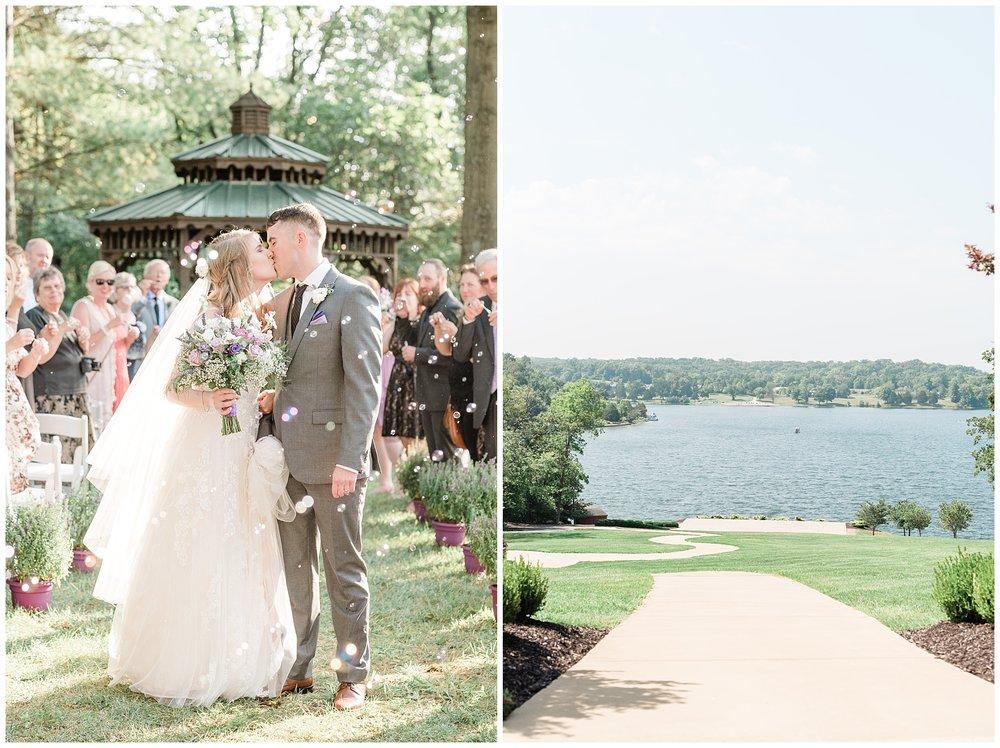 Lavender Hues at Summer Wedding at Innsbrook Resort by Kelsi Kliethermes Photography St. Louis Wedding Photographer_0032.jpg