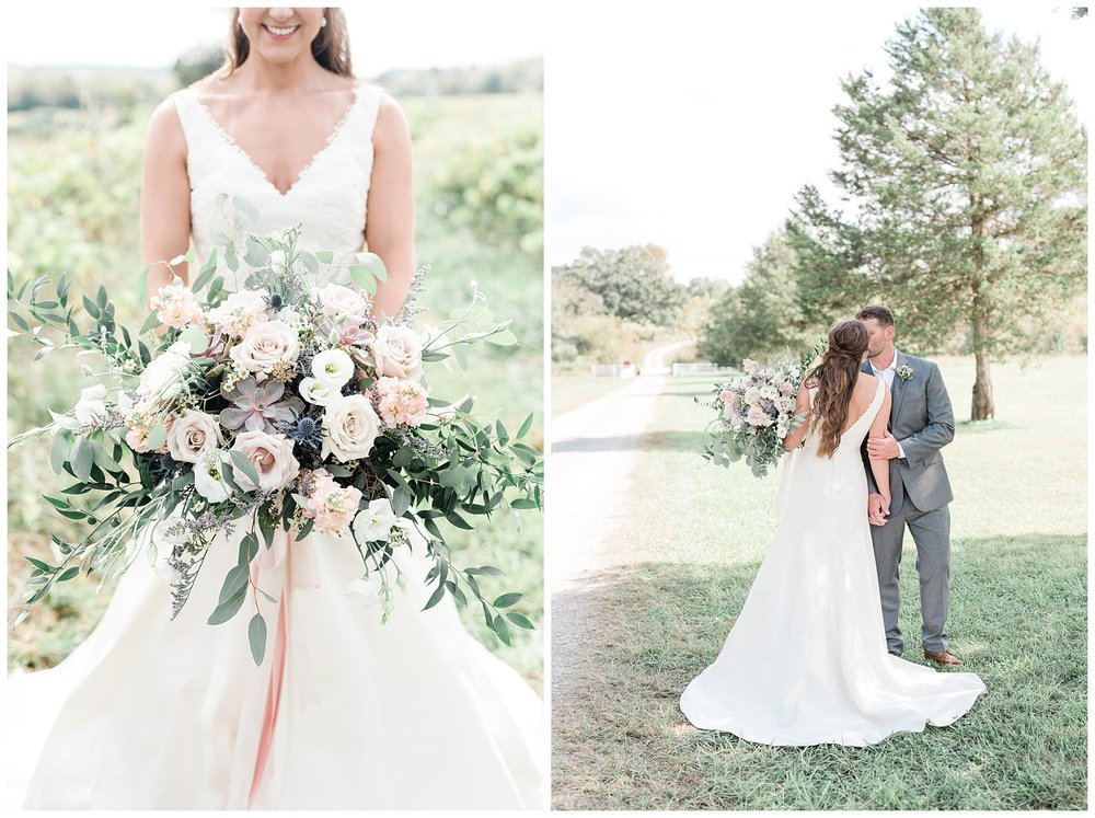 Fine Art Sunset Themed Wedding in Autumn at Dodson Orchards by Kelsi Kliethermes Photography_0049.jpg