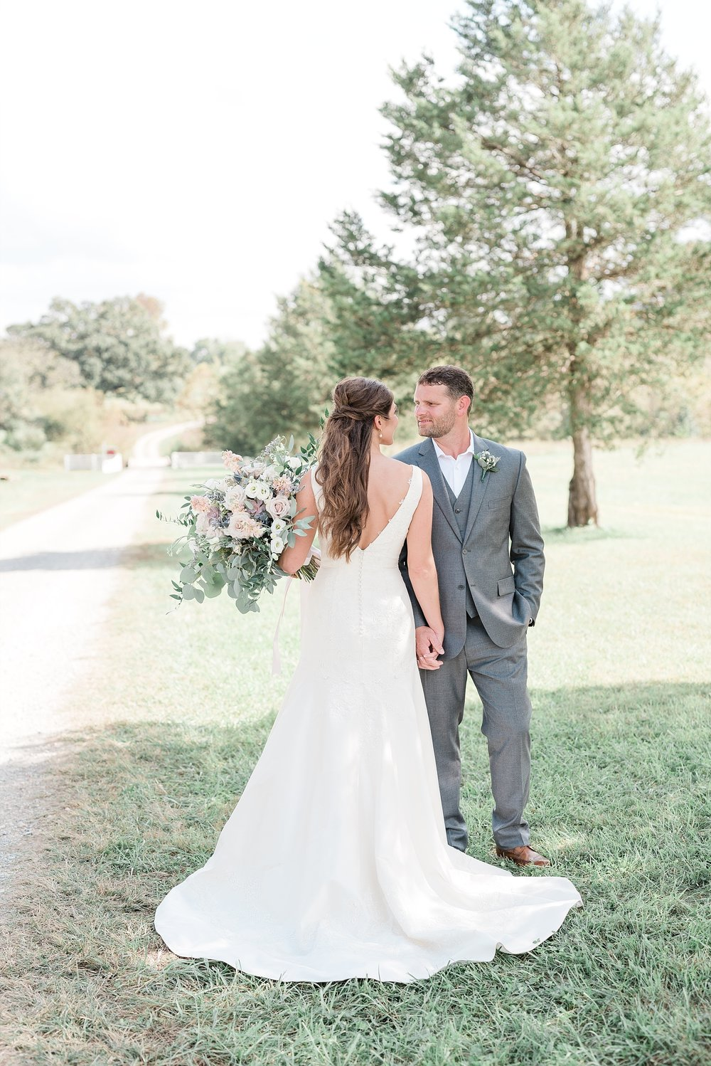 Fine Art Sunset Themed Wedding in Autumn at Dodson Orchards by Kelsi Kliethermes Photography_0050.jpg