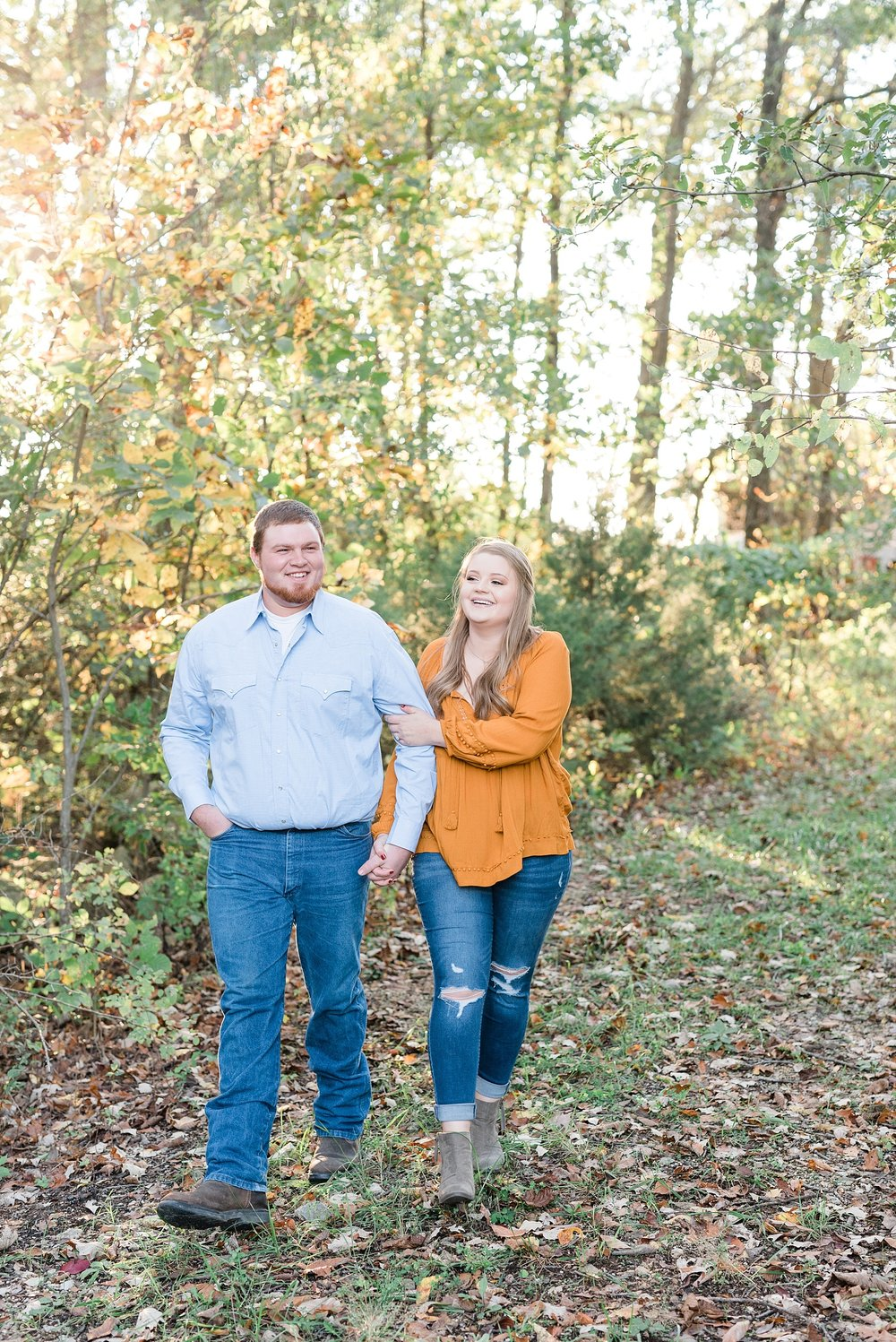 Autumn Engagement Session Sturgeon MO by Kelsi Kliethermes Photography_0002.jpg