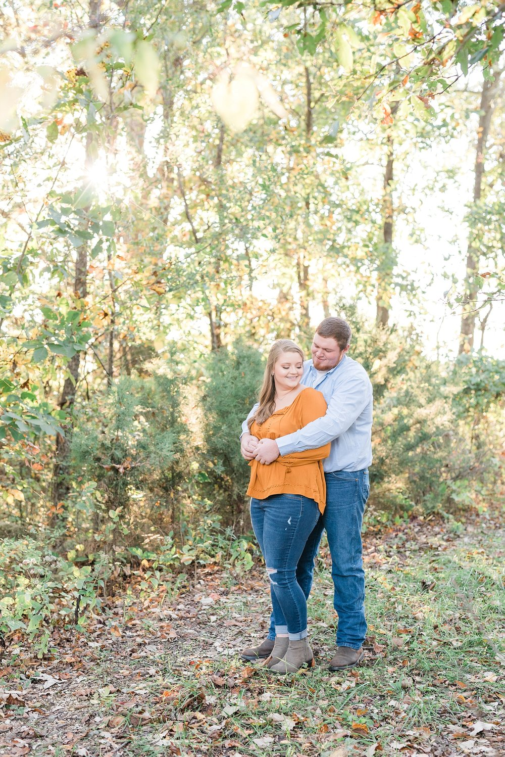 Autumn Engagement Session Sturgeon MO by Kelsi Kliethermes Photography_0007.jpg