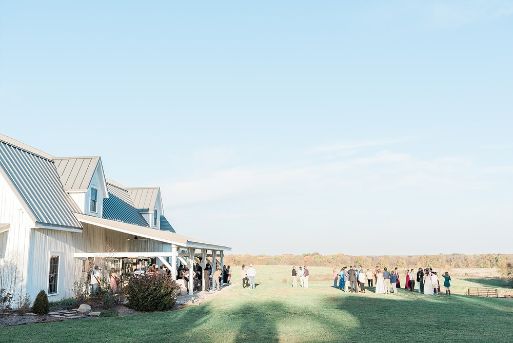 Golden Autumn Outdoor Wedding with Ivory, Bergundy, and Blush Color Palette at Blue Bell Farms  by Kelsi Kliethermes Photography_0031.jpg
