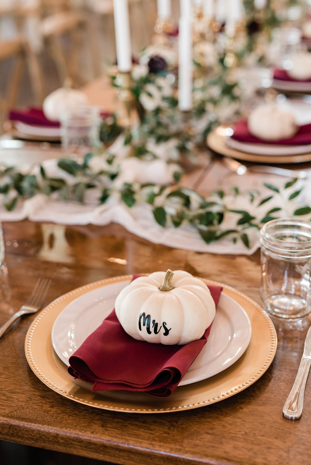 Golden Autumn Outdoor Wedding with Ivory, Bergundy, and Blush Color Palette at Blue Bell Farms  by Kelsi Kliethermes Photography_0082.jpg