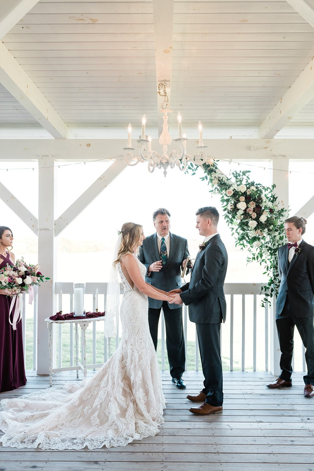 Golden Autumn Outdoor Wedding with Ivory, Bergundy, and Blush Color Palette at Blue Bell Farms  by Kelsi Kliethermes Photography_0083.jpg
