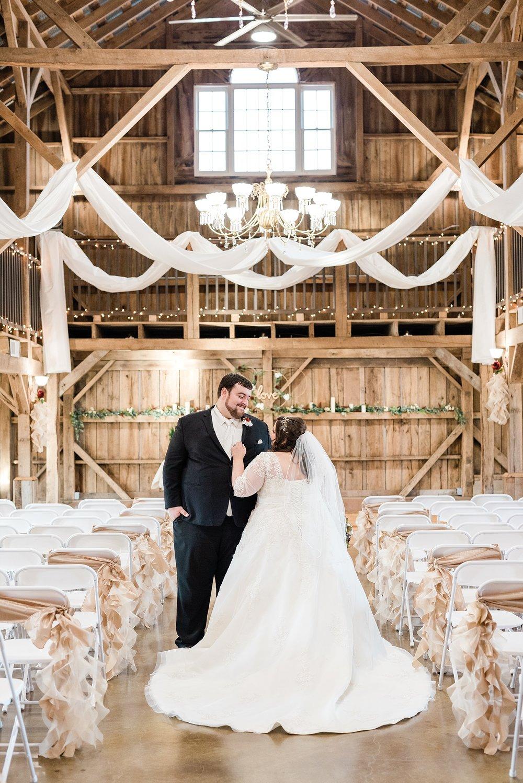 Golden Winter Wedding at The Legacy Barn in Barnett Missouri by Kelsi Kliethermes Photography Columbia Missouri Wedding Photographer_0027.jpg