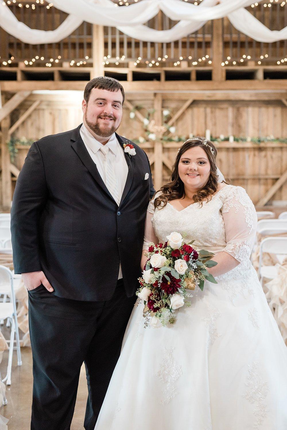 Golden Winter Wedding at The Legacy Barn in Barnett Missouri by Kelsi Kliethermes Photography Columbia Missouri Wedding Photographer_0024.jpg