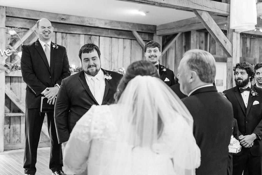 Golden Winter Wedding at The Legacy Barn in Barnett Missouri by Kelsi Kliethermes Photography Columbia Missouri Wedding Photographer_0012.jpg