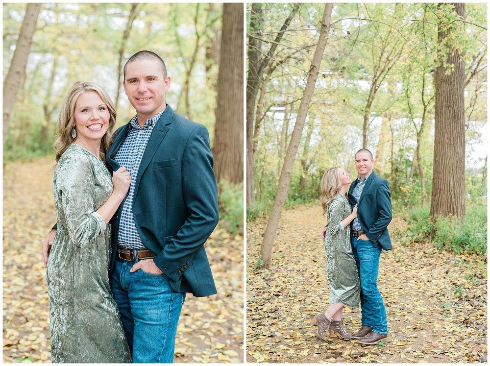Ten Year Anniversary Session on Shore of Missouri River by Kelsi Kliethermes Photography Kansas City Missouri Wedding Photographer_0005.jpg