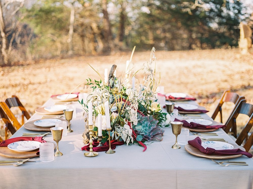 Snowy Winter Wedding at Wildcliff Events Lake With Earthy Jewel Tones and Organic Refined Style by Kelsi Kliethermes Photography Kansas City Missouri Wedding Photographer_0057.jpg