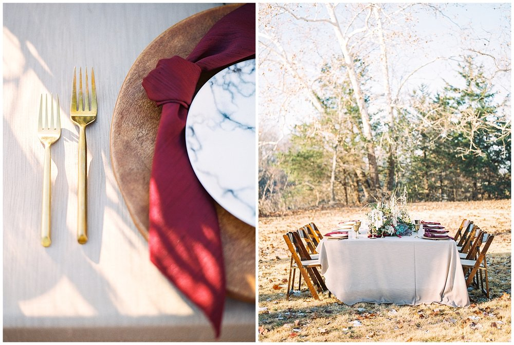 Snowy Winter Wedding at Wildcliff Events Lake With Earthy Jewel Tones and Organic Refined Style by Kelsi Kliethermes Photography Kansas City Missouri Wedding Photographer_0076.jpg