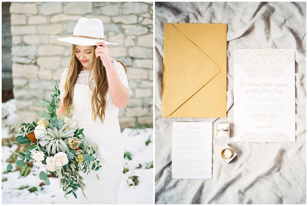 Snowy Winter Wedding at Wildcliff Events Lake With Earthy Jewel Tones and Organic Refined Style by Kelsi Kliethermes Photography Kansas City Missouri Wedding Photographer_0089.jpg