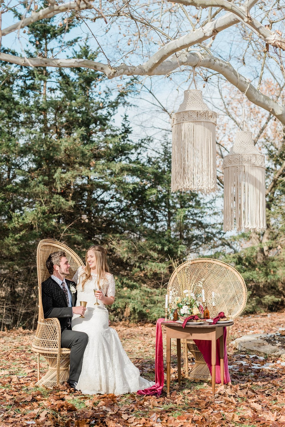 Snowy Winter Wedding at Wildcliff Events Lake With Earthy Jewel Tones and Organic Refined Style by Kelsi Kliethermes Photography Kansas City Missouri Wedding Photographer_0153.jpg