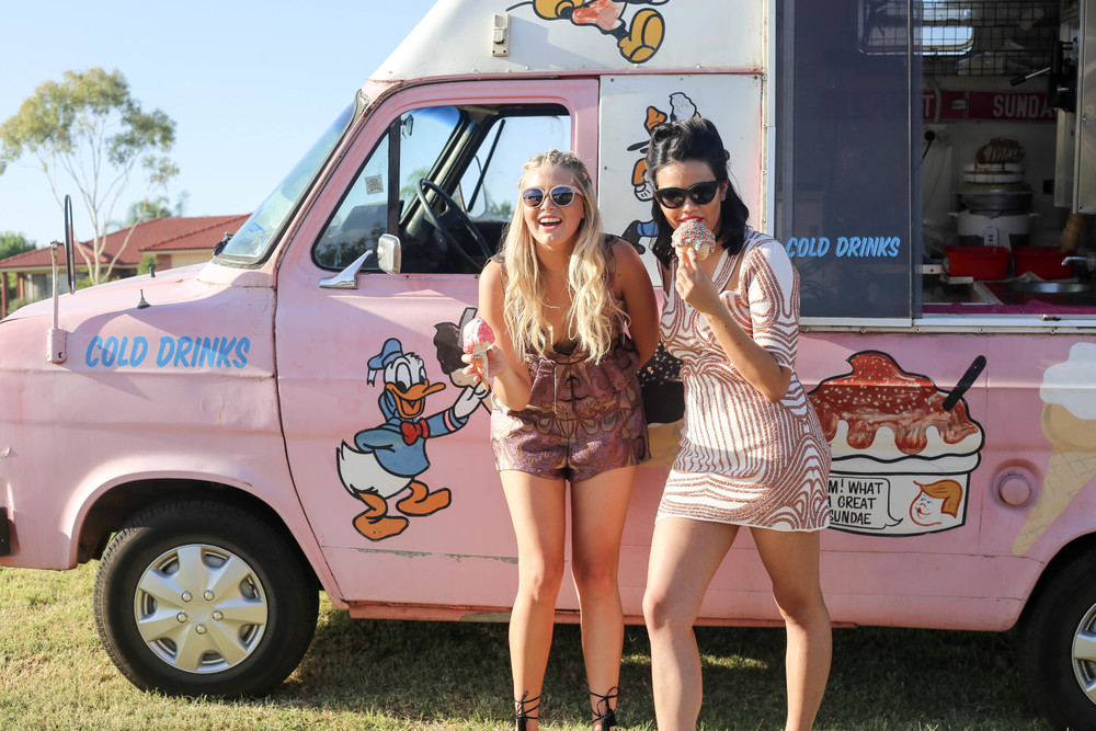 Dubbo Talent - Mr Whippy for Mary & Me Boutique