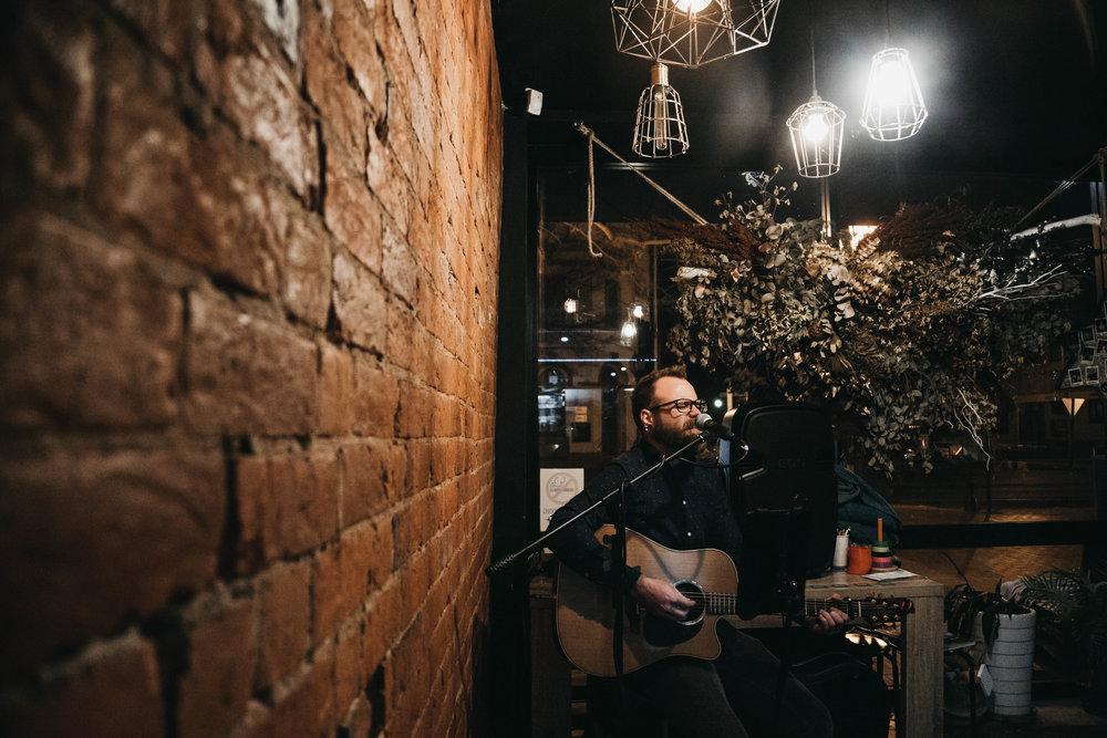 MAT HARRIS - MUSICIAN, DUBBO