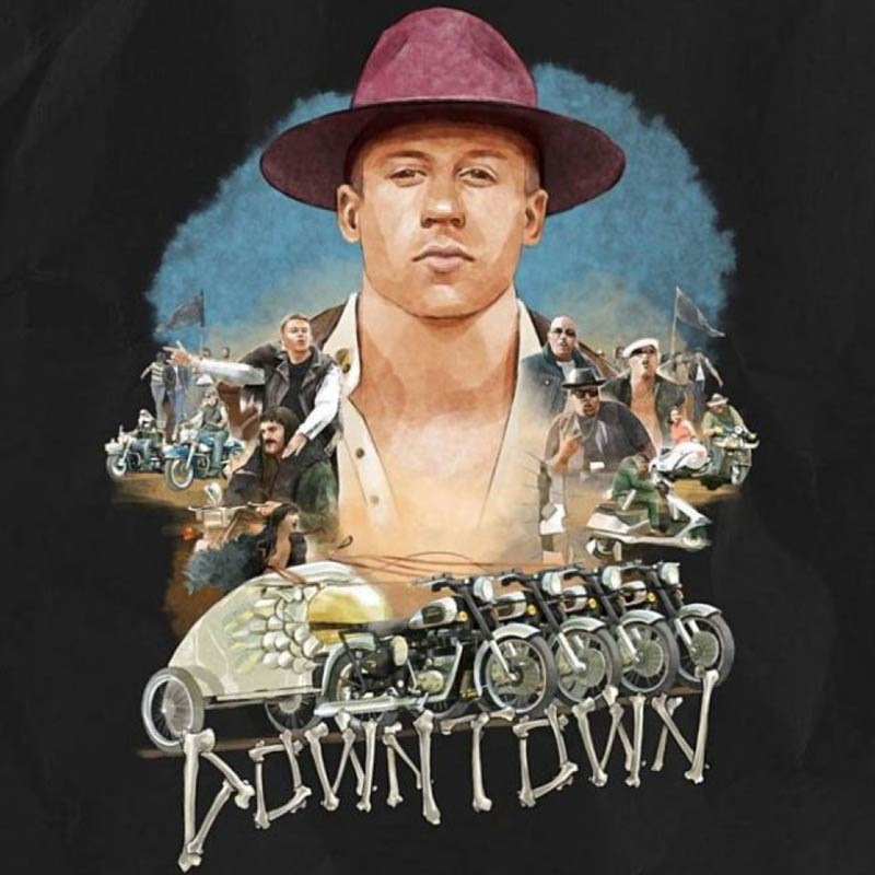 Macklemore & Ryan Lewis - Downtown (2015) [Songwriter/Producer]