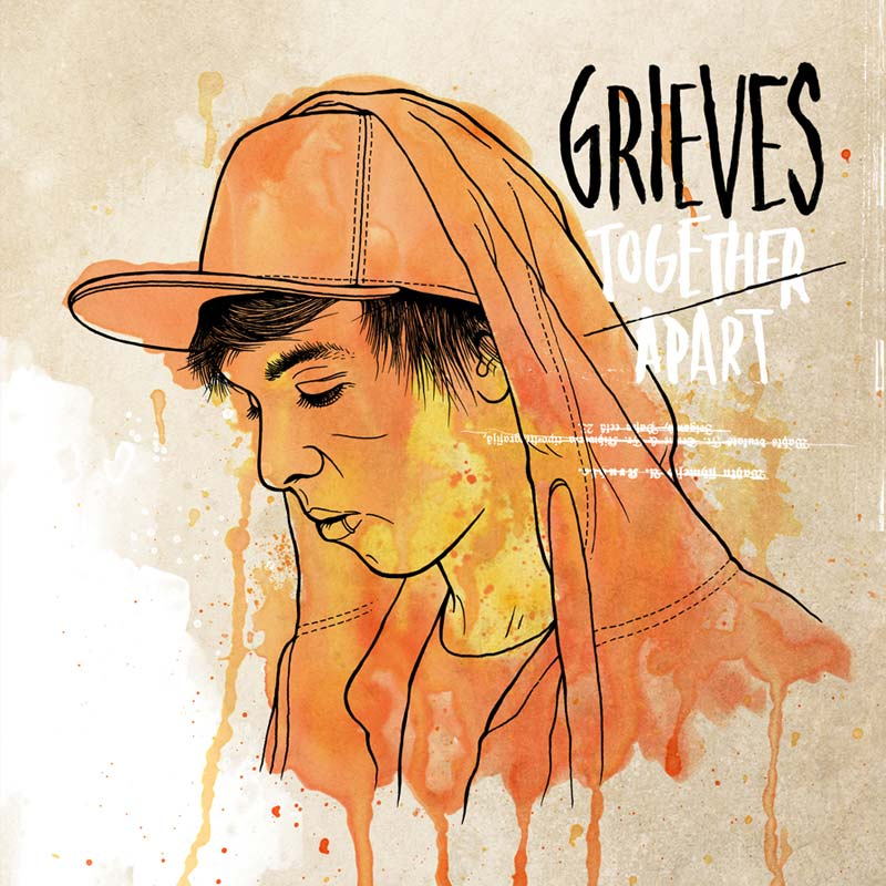 Grieves - Together/Apart (2013)  [Producer]