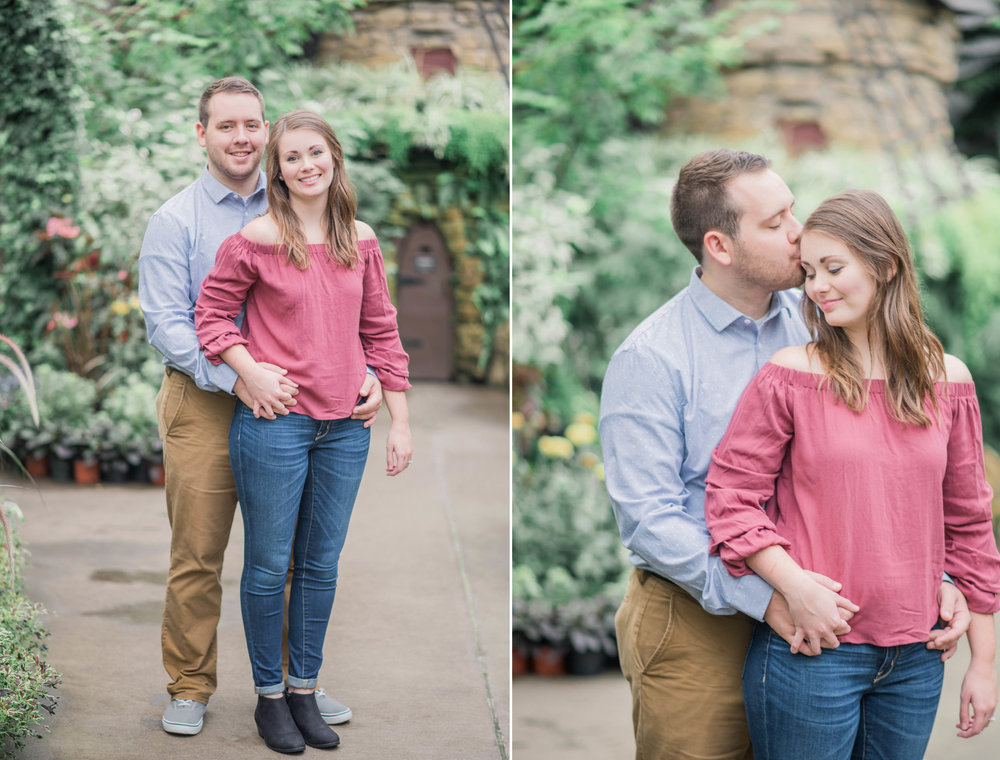 1 iowa wedding photographer - rainy engagement session 10.jpg