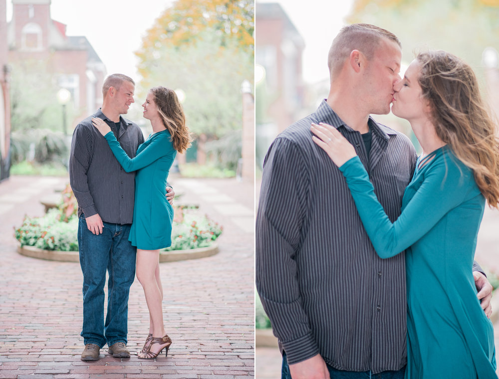 iowa wedding photographer - pella engagement pictures.jpg