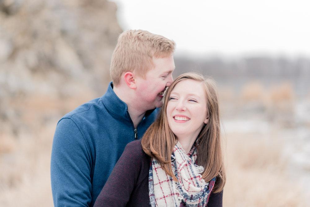 iowa wedding photographer - lake macbride engagement photography-36.jpg