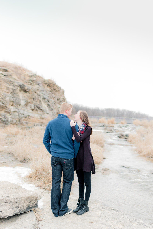 iowa wedding photographer - lake macbride engagement photography-42.jpg