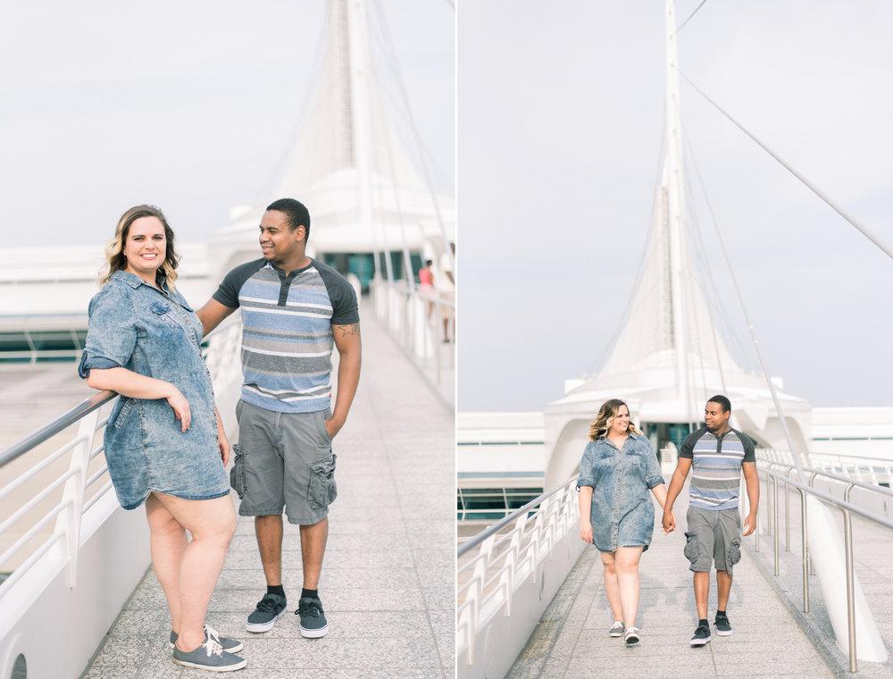 iowa wedding photographer - milwaukee engagement session2.jpg