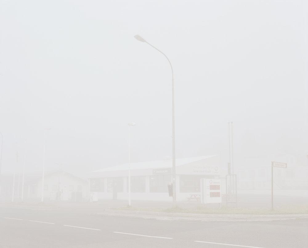 Gas Station, Seyðisfjörður