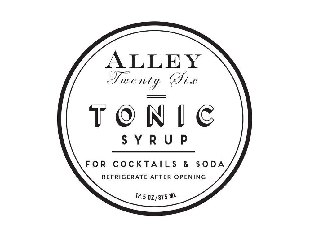 Alley Twenty Six Tonic