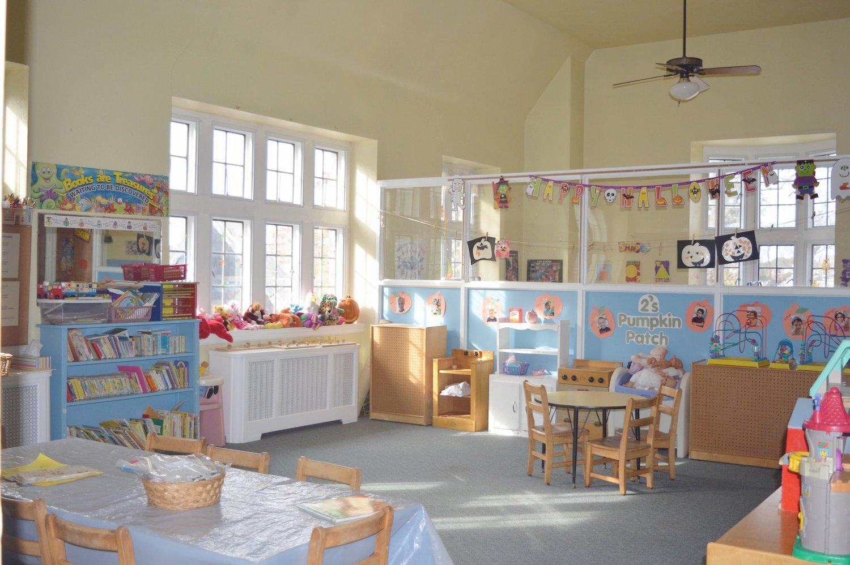 Nursery School — Grace Presbyterian Church