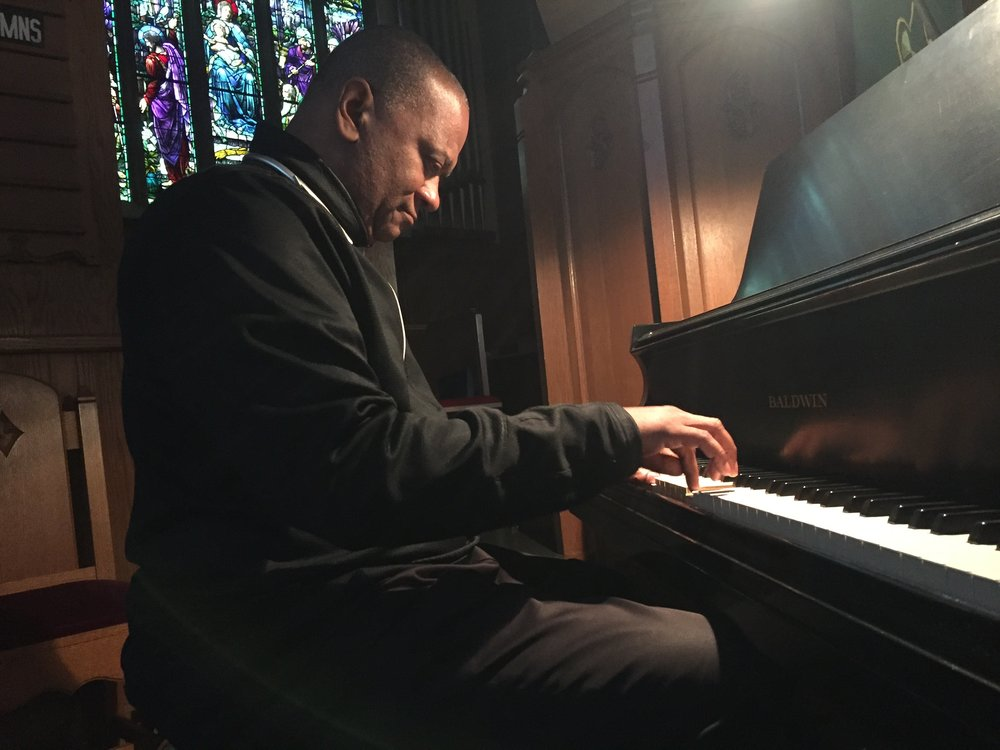 The son of a minister, Warren Cooper grew up playing music inside the Presbyterian church.
