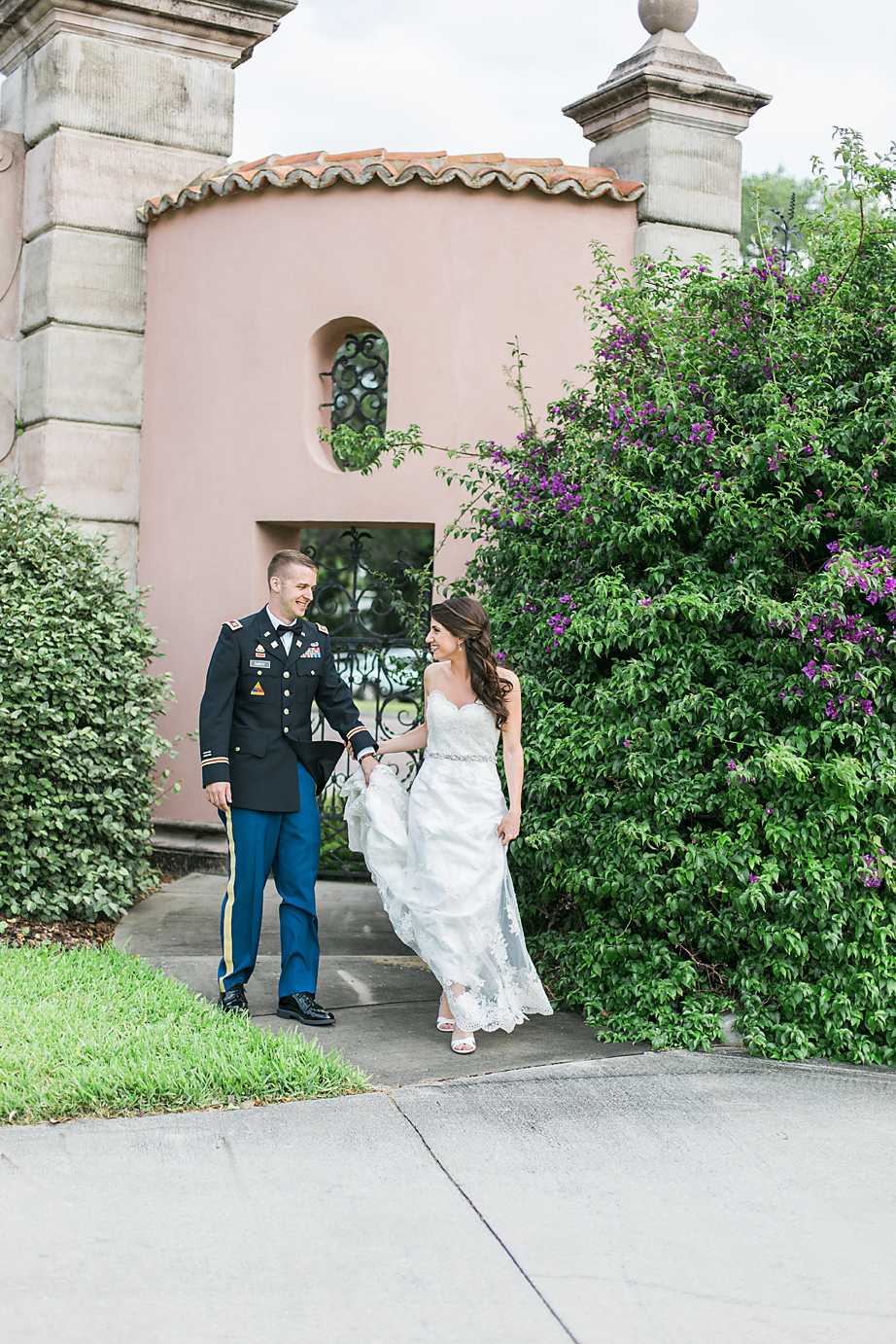 Rachel + Cole - Sarasota Wedding Photography - Charles Ringling Mansion Photographer