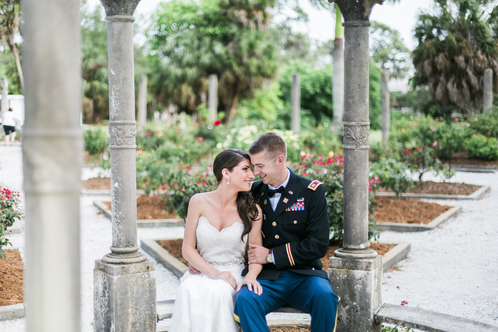 Rachel + Cole - Ringling Wedding Photography - Sarasota Wedding Photography - Emily & Co. Photography - 3. Couple (32).jpg