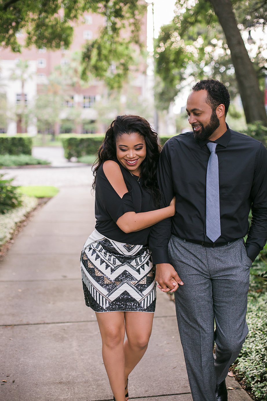 Vania + Justin - Tampa Engagement Photographer - University of Tampa Engagement Photography - Preview Photos - Emily & Co. Photography (1).jpg