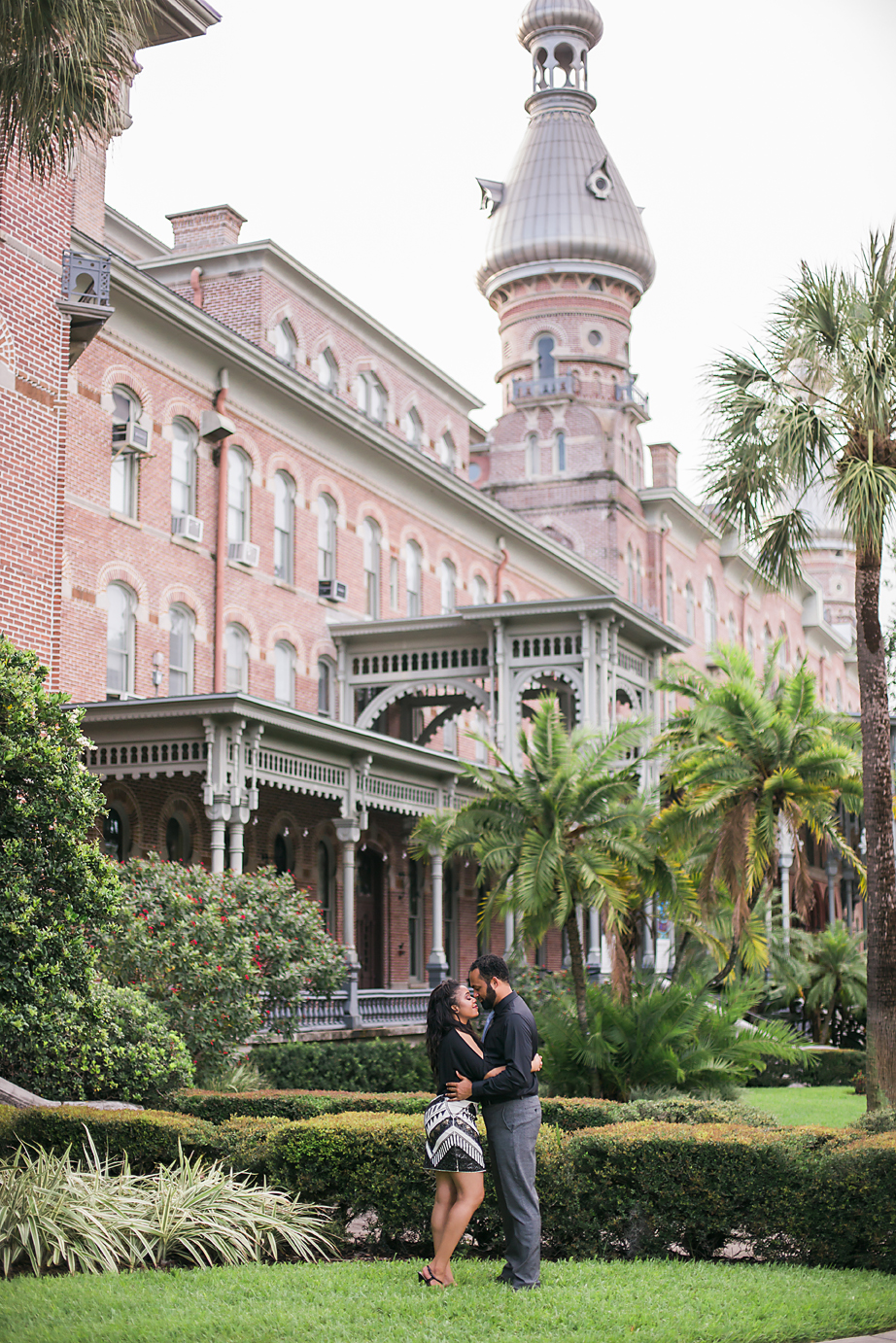 Vania + Justin - Tampa Engagement Photographer - University of Tampa Engagement Photography - Preview Photos - Emily & Co. Photography (2).jpg