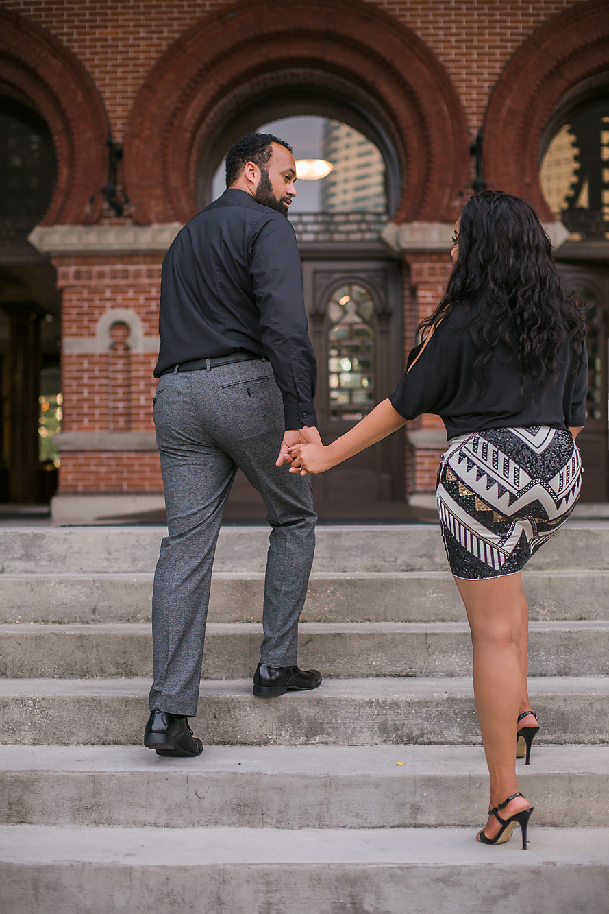 Vania + Justin - Tampa Engagement Photographer - University of Tampa Engagement Photography - Preview Photos - Emily & Co. Photography (4).jpg