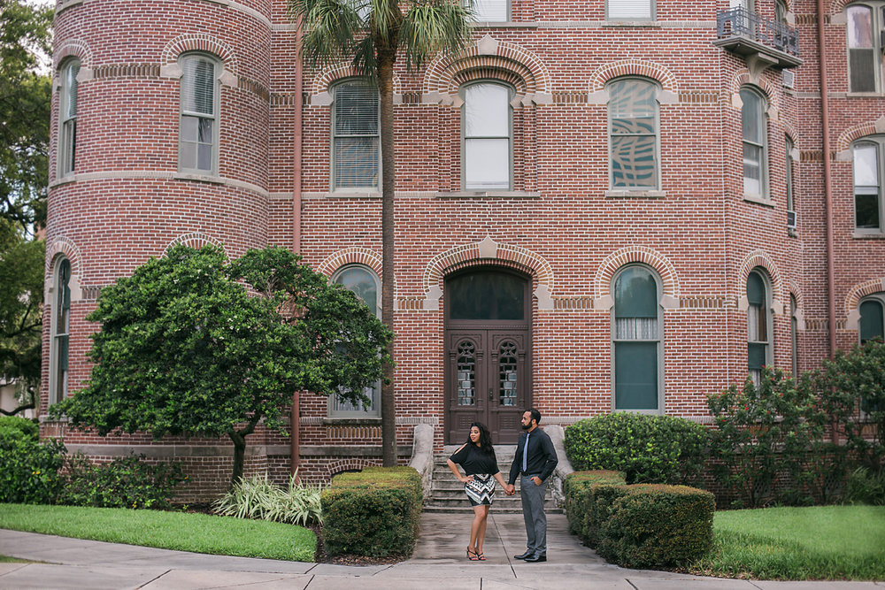 Vania + Justin - Tampa Engagement Photographer - University of Tampa Engagement Photography - Preview Photos - Emily & Co. Photography (3).jpg