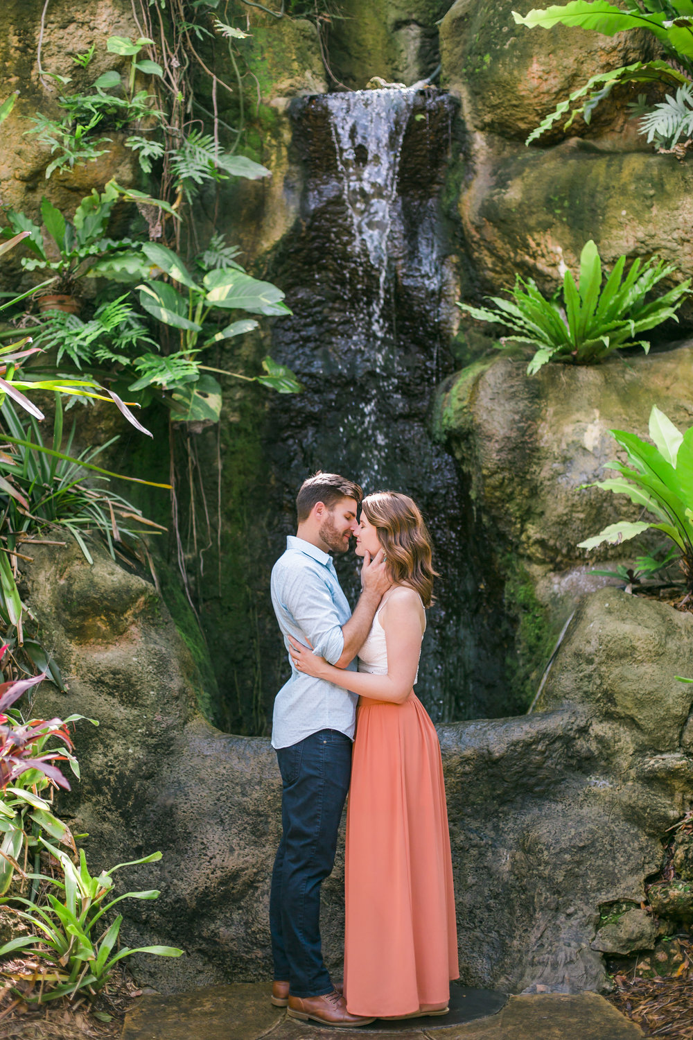 Kalli + Ryan - St. Pete Wedding Photographer - Sunken Gardens Engagement Photography - Preview Photos - Emily & Co. Photography (60).jpg