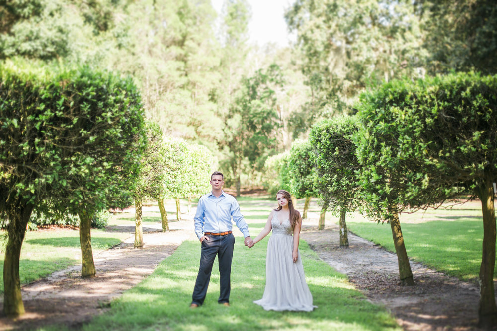 Scarlett + Derek - Bok Tower Gardens Wedding Photographer - Bok Tower Gardens Engagement Session - Preview Photos - Emily & Co. Photography (54).jpg