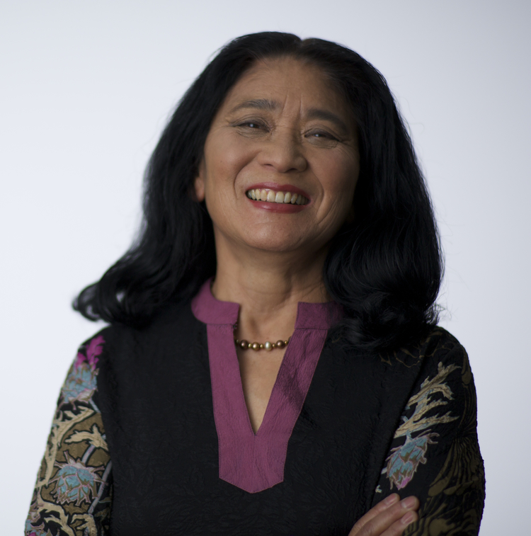 Filmmaker Claudia Katayanagi