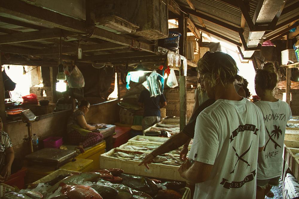Fish market fun //