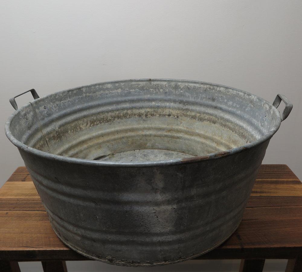 Vintage Ice Tub