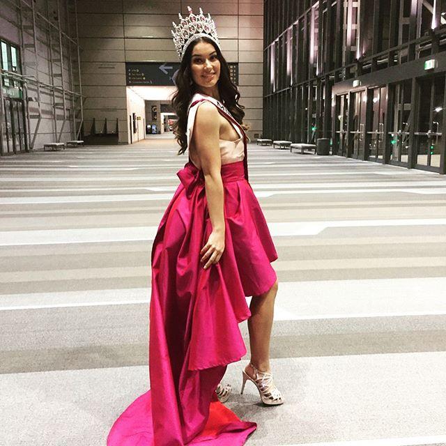 @missglobalaustralia2016 #stunning #missglobalaustralia #RonnaBurton #missglobalinternational #philippines