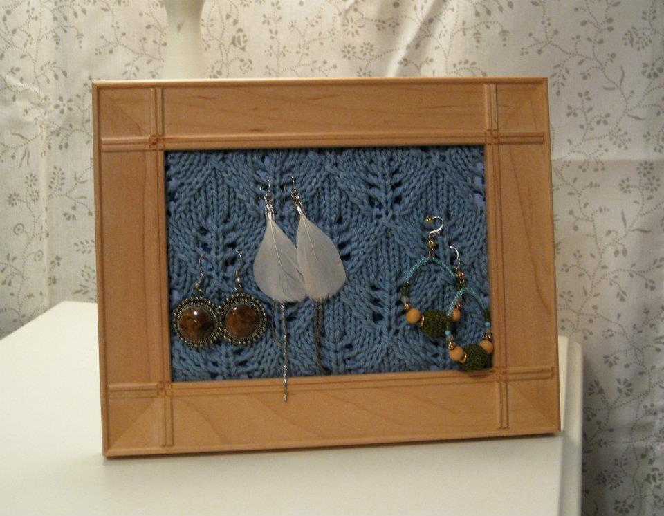 Jewelry Display Frame