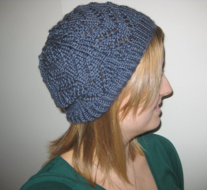 6. Lacey Hat