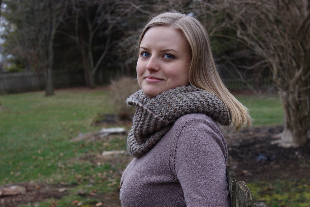 Black Walnut Cowl